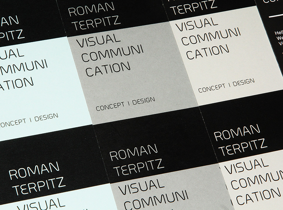 About Roman Terpitz – Visual Communication